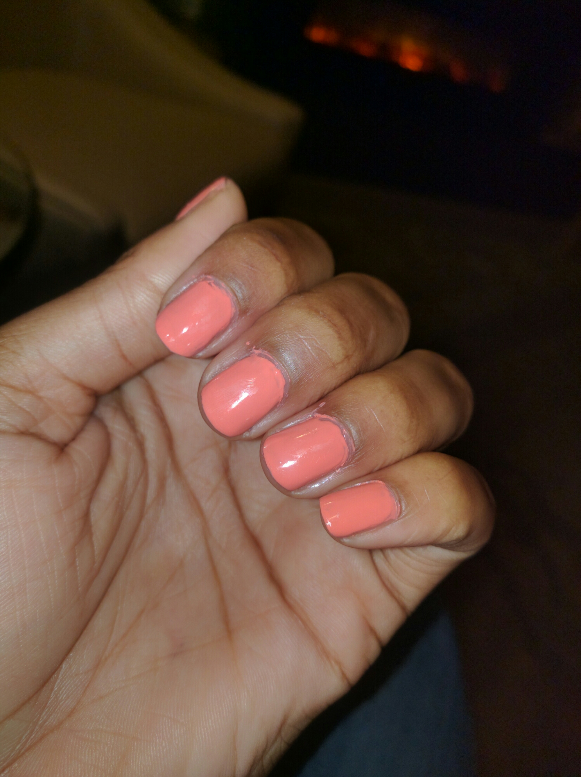 Nails of the Week: : \'Happy Hour\' by Pure Ice – ILuvBeautie